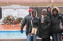 Herzing Atlanta student field trip