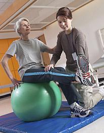 نتیجه تصویری برای فیزیوتراپی برای بیماران مبتلا به پارکینسون
