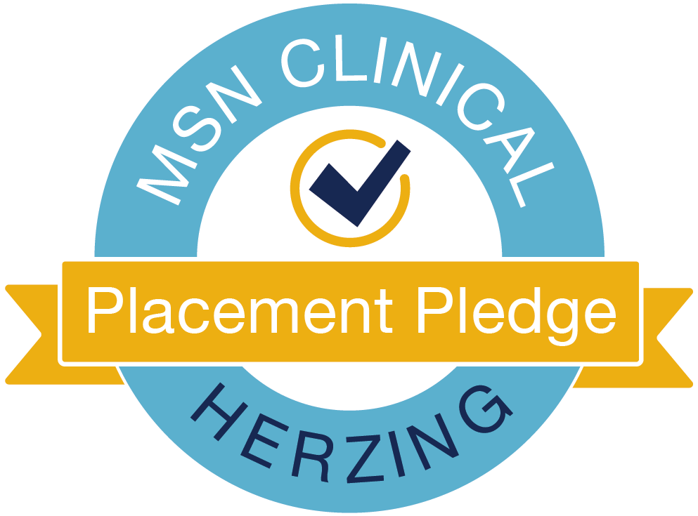 MSN Placement Pledge Badge