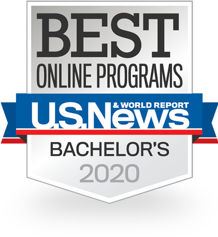 US News Best Online Programs Bachelor's 2020
